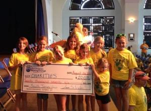 Our Children Making Change finishes fundraising season at Ocean City piers