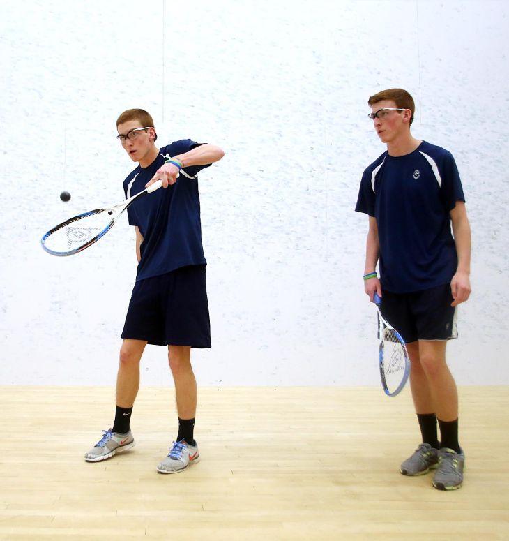 St. Augustine squash match