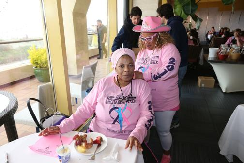 The 11Th Annual Shirley Mae Run and Michael J. Walk cancer benefit