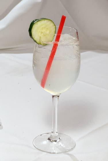 Mixed drinks on the menuAt Carmine's, the beverage choices include more than just red or white