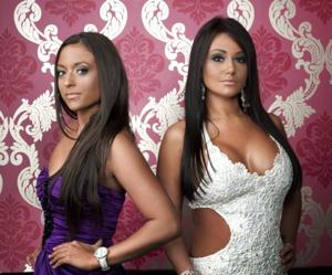 'Jersey Shore' Sammi and J-Woww