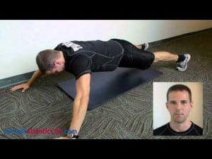 Your Workout: Superman Push-ups