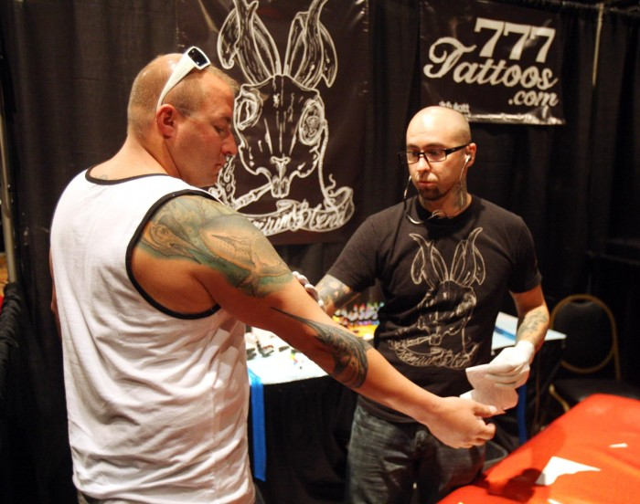 Atlantic city tattoo expo highlights safer modern options for Atlantic tattoo manahawkin