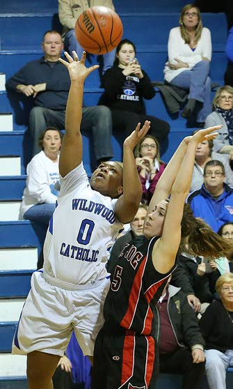 20-0 run propels Wildwood Catholic