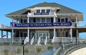 Welcome Centers: Saturday June 22 2013 Ocean City Welcome Center on the Rt. 52 Causeway. (The Press of Atlantic City / Ben Fogletto)  - Ben Fogletto