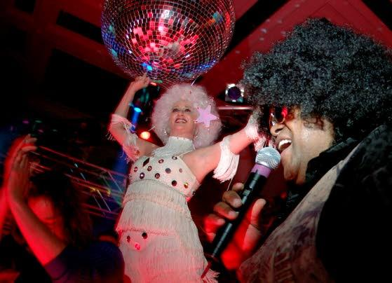 Scott Cronick's Casino Action: Boogie Nights brings Vegas-style weddings to A.C.