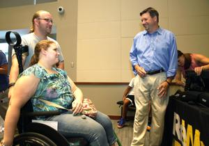 Ability Fair showcases new tech to help people with disabilities