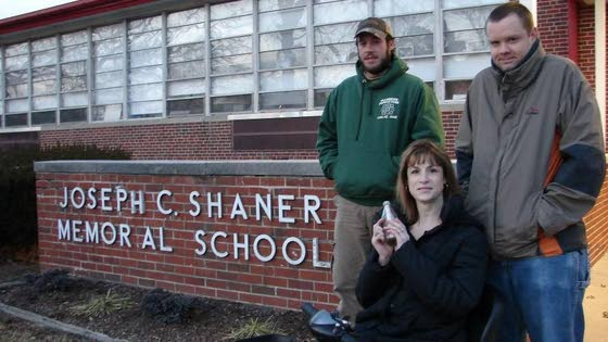 Message in bottle brings together two Shaner students after 30 years
