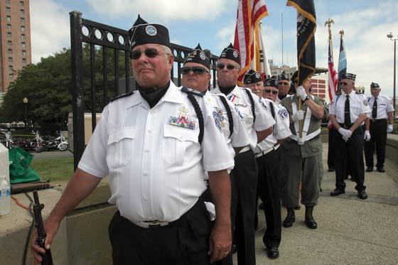 A.C. ceremony honors Korea veterans