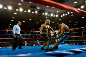 Scary ending to Wilson-Taylor fight in Atlantic City