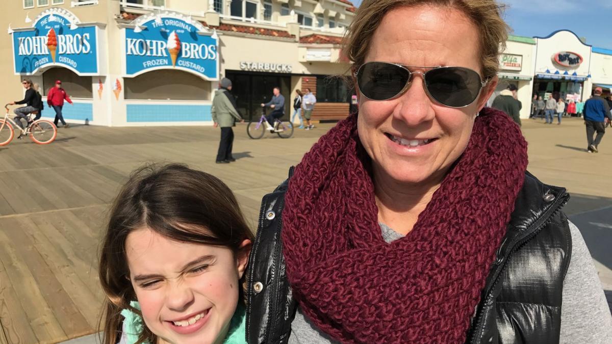 SEEN on the Ocean City Boardwalk