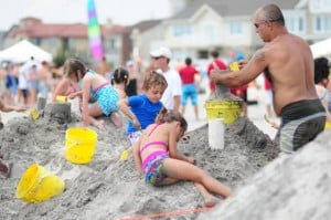 Beachstock takes over Margate beach with activities, entertainment and food