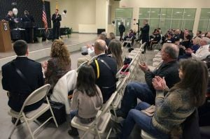 EHT Police Department honors officers, civilians for jobs well done