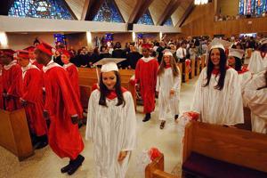 2016 St. Joseph High School Graduation