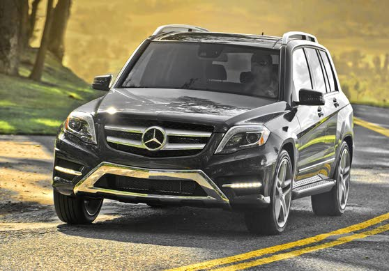 Gateway to Mercedes SUV Ownership: 2013 GLK350