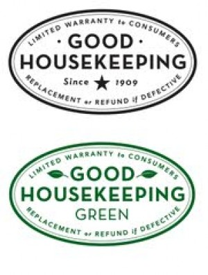 Green Good Housekeeping Seal making its debut in April issue