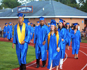 Millville's valedictorian: It's been 'amazing experience'