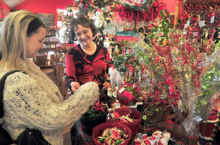 Christmas after Christmas