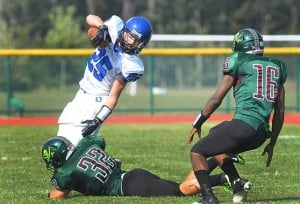 Thanksgiving football preview: Absegami vs. Oakcrest