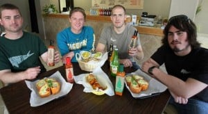 Hank Sauce heats things up in Sea Isle