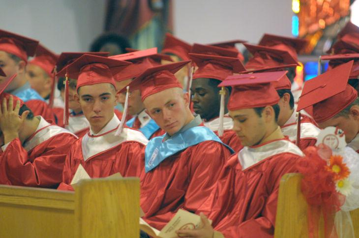 St Joe's Graduation