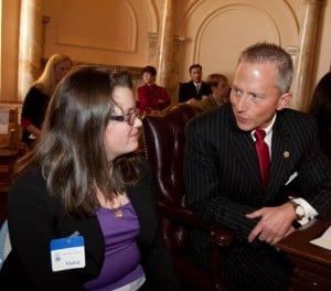 State Senate OKs reading disabilities task force Ocean City girl advocated