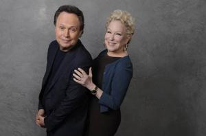 Film: 'Parental Guidance' unites Billy Crystal and Bette Midler