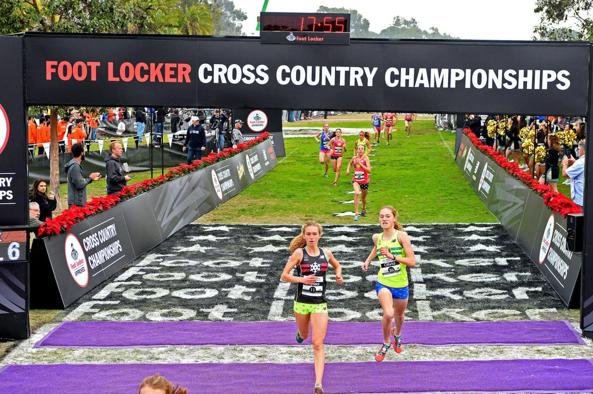 2016 FootLocker XC-Finals