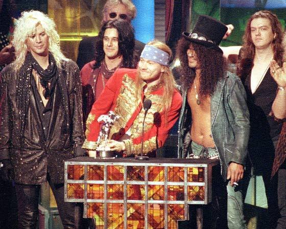 Up Close and Personal: Guns N' Roses make intimate A.C. debut at HOB