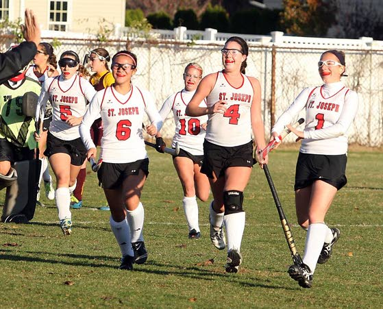 St. Joseph wins South Jersey Group I field hockey title