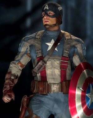 'First' Among Best Heroes: 'Captain America' leaps to big screen with bold sense of style, fun