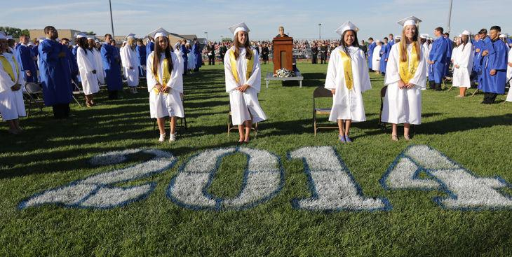 Hammonton High School Graduation