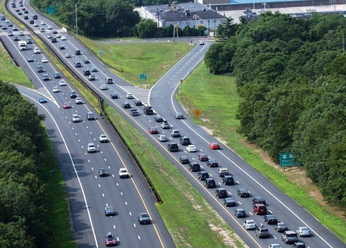 Proposed improvements at garden state parkway exits 36 37 for Garden state parkway traffic
