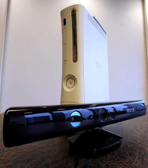 Gaming Review: Kinect motion-sensing system impresses