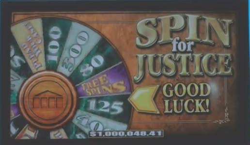 Get fair trial on Judge Judy slot machines