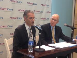 Former AtlantiCare CEO has new job with Geisinger