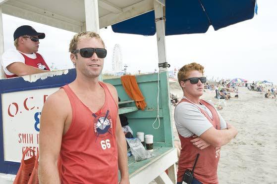 Ocean City lifeguards plan to drop in to Delaware River in Red Bull Flugtag
