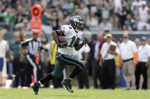 DeSean Jackson: Former Eagles wide receiver signed with the Washington Redskins on Wednesday. - Matt Rourke