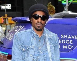 Music: Andre 3000 isn't in a rush to record new album