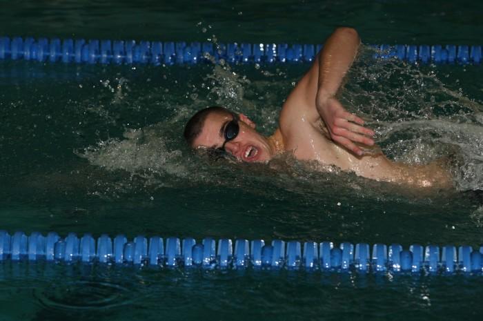Boys HS swimming