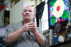 Cape May Court House man produces art that enlightens while it melts away