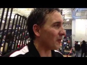 Interview with Ocean City coach Paul Baruffi, March 10, 2013.