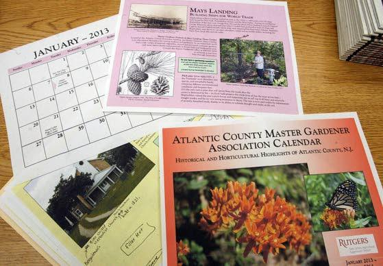 Digging into historyMaster gardeners' calendar highlights local stories