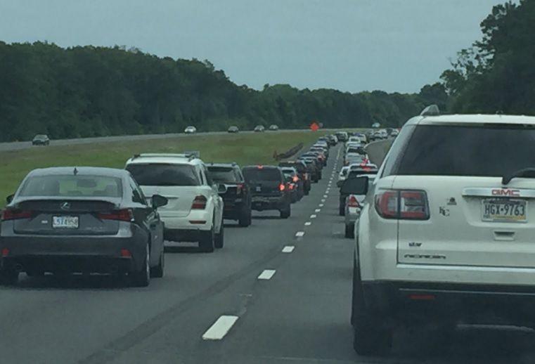 july 4 exodus ties up south jersey roads breaking news
