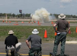 EXPLOSIVES TRAINING