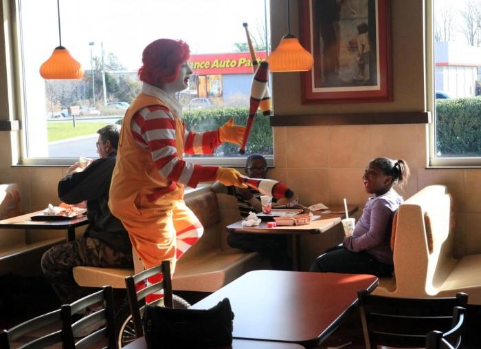 Traa McDonalds
