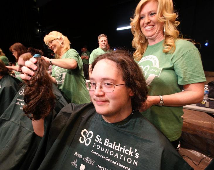 St Baldricks Day