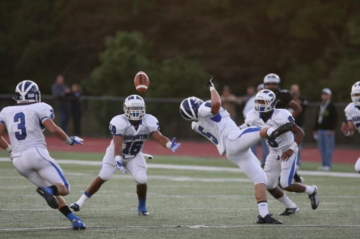 Egg Harbor Township vs Hammonton Football 90475.JPG