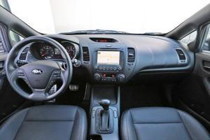 A Kia First: Turbo Forte5 Hatchback