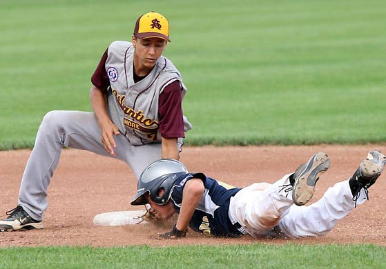 Atlantic Shore falls in Babe Ruth baseball regional final, but stands out as host of tournament